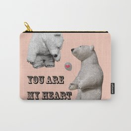 Declaration of love Carry-All Pouch