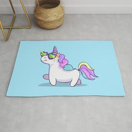 Fabulous Unicorn Rug