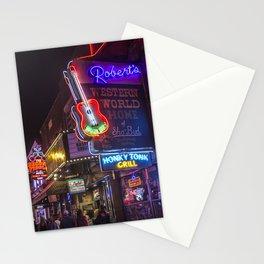 Nights in Nashville Stationery Cards