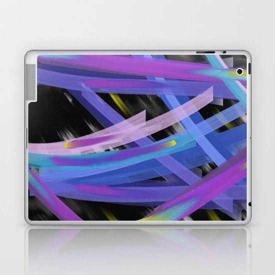 Ribbons Laptop & iPad Skin