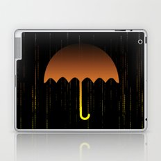 Golden Rain Laptop & iPad Skin