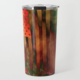Our Flag Attacked Travel Mug
