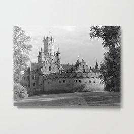 Marienburg Castle Metal Print