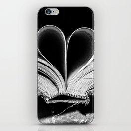 The Heart that Bends doesn't break. iPhone Skin