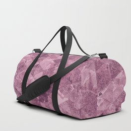 Abstract Geometric Background #28 Duffle Bag