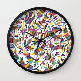 mexicanish Wall Clock
