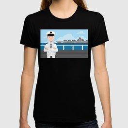 Navy Soldier National Navy Birthday T-shirt