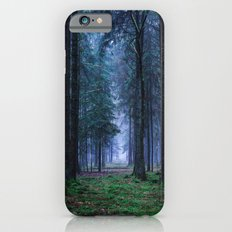 Green Magic Forest iPhone 6s Slim Case