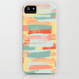 Summer Cheer | Light & Bright Paint Swatches iPhone Case