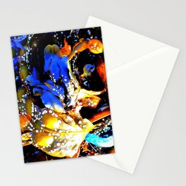 Rubber Glove Eight Stationery Cards
