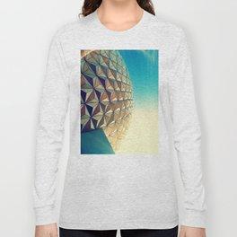 Epcot Long Sleeve T-shirt