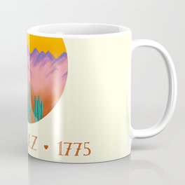 Tucson Coffee Mug