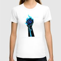 dragon age T-shirts featuring Dragon Age- Ander's Manifesto by Tori Mckenna