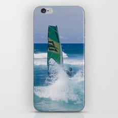 Hookipa Windsurfing North Shore Maui Hawaii iPhone & iPod Skin