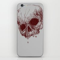 mortal instruments iPhone & iPod Skins featuring mortal coil by Isaboa