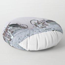Flock 03 Floor Pillow