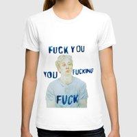 shameless T-shirts featuring Shameless by Livia Pascu
