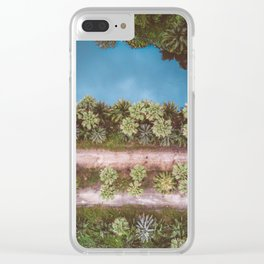 • Natures Recharge • Clear iPhone Case