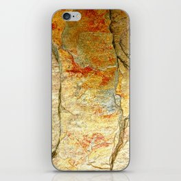 Stone Gold iPhone Skin