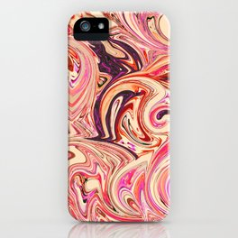 Extreme Liquid 002 iPhone Case