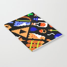 The Legend of Zelda (NES) Pattern Notebook