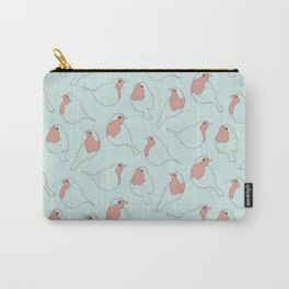 Robin's Egg in Blue Carry-All Pouch