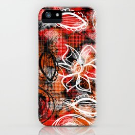 Going rouge iPhone Case