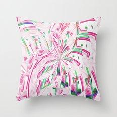 Candy Throw Pillow