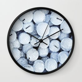 Golf Lovers... Practice Makes Perfect Wall Clock