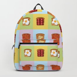 Toasty Toppings Backpack