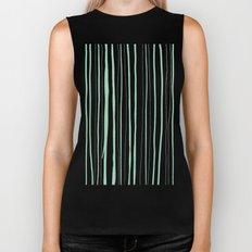 Vertical Living Mint Biker Tank