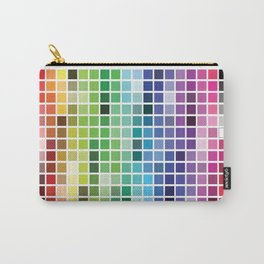 Color Chart Carry-All Pouch