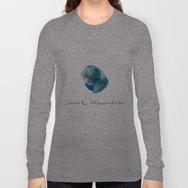 june alexandrite Long Sleeve T-shirt