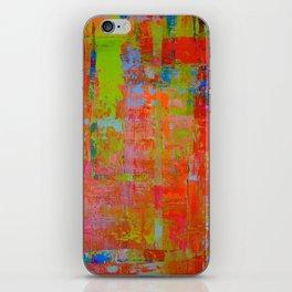 Alegria 2 - Diptych iPhone Skin