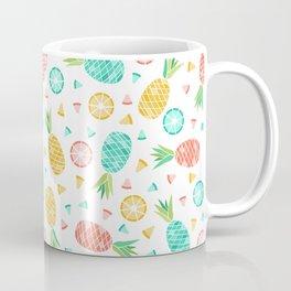 Pineapples Coffee Mug