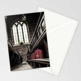 Pew Kneeler Stationery Cards