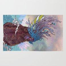 Journeying Spirit (Bear) Rug