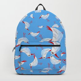 Queen of seashore Backpack