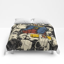 The First Gundam Comforters