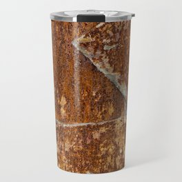Abstract rusty background Travel Mug