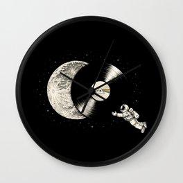 Tha Dark Side of the Moon Wall Clock