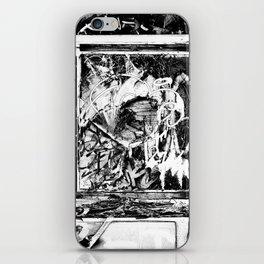 Trashed iPhone Skin
