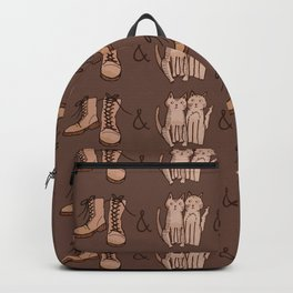 BOOTS & CATS Backpack