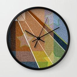 Starfall . Wall Clock