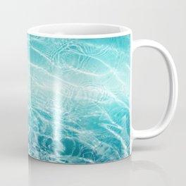 Blue Ocean Dream #1 #water #decor #art #society6 Coffee Mug