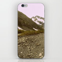 To the Mountains we go | Photography iPhone Skin