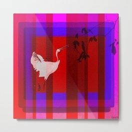 Storks Metal Print
