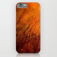 The burning world iPhone 6s Slim Case