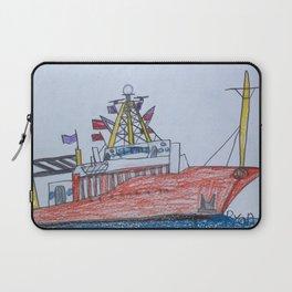 Ship Ahoy! Laptop Sleeve