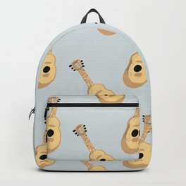 Guitar Pattern Backpack